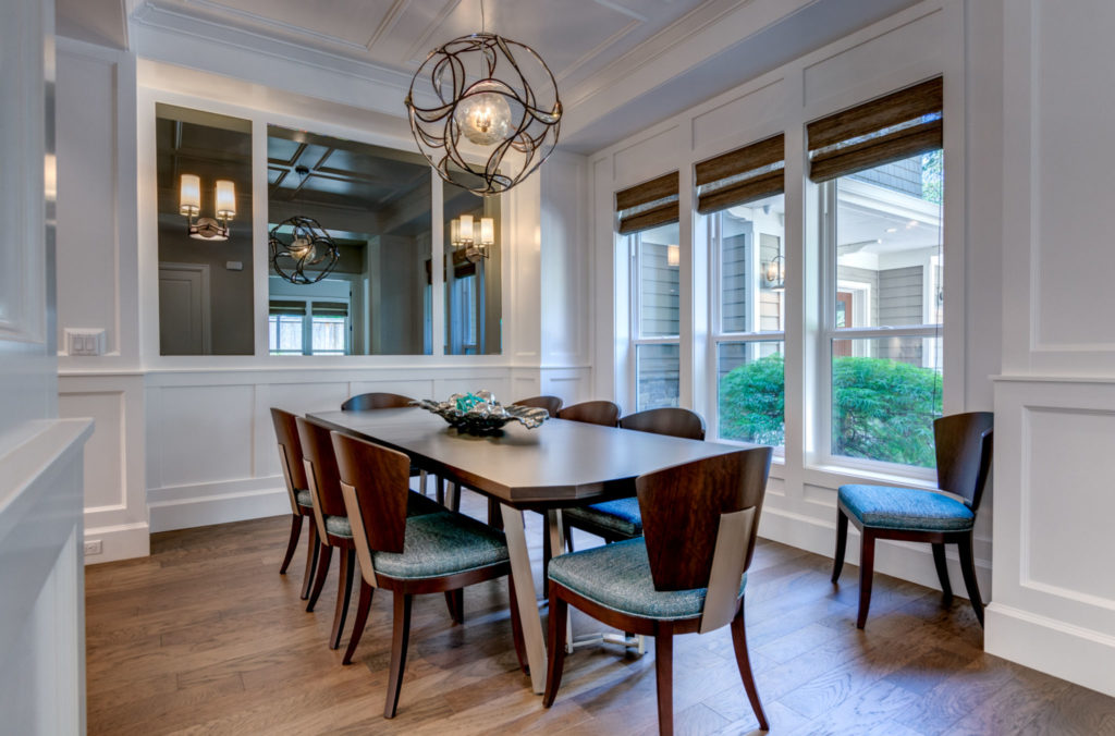 Drew Shane Home Sales Luxury and Commercial Portland Real Estate Agent West Linn Lake Oswego Oregon professional photography premiere property group dining area